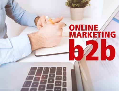 Marketing: B2B-Unternehmen, geht online!